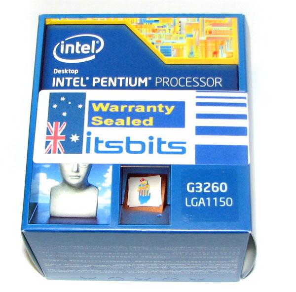 INTEL G3260 LGA1150 3.3GHz DUAL CORE 1150 CPU PROCESSOR ...
