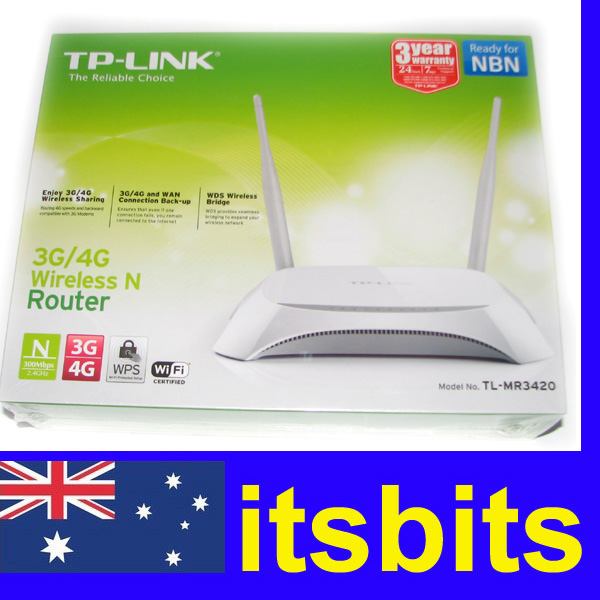 TP-LINK-MR3420-WIRELESS-N-4G-3G-ADSL-2-ROUTER-with-4-PORT-10-100-NETWORK