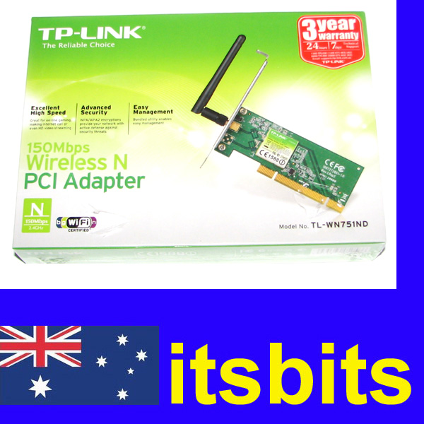 TP-LINK-TL-WN751ND-WIRELESS-N-PCI-NETWORK-LAN-CARD-150-LITE-N-REMOVABLE-AERIAL