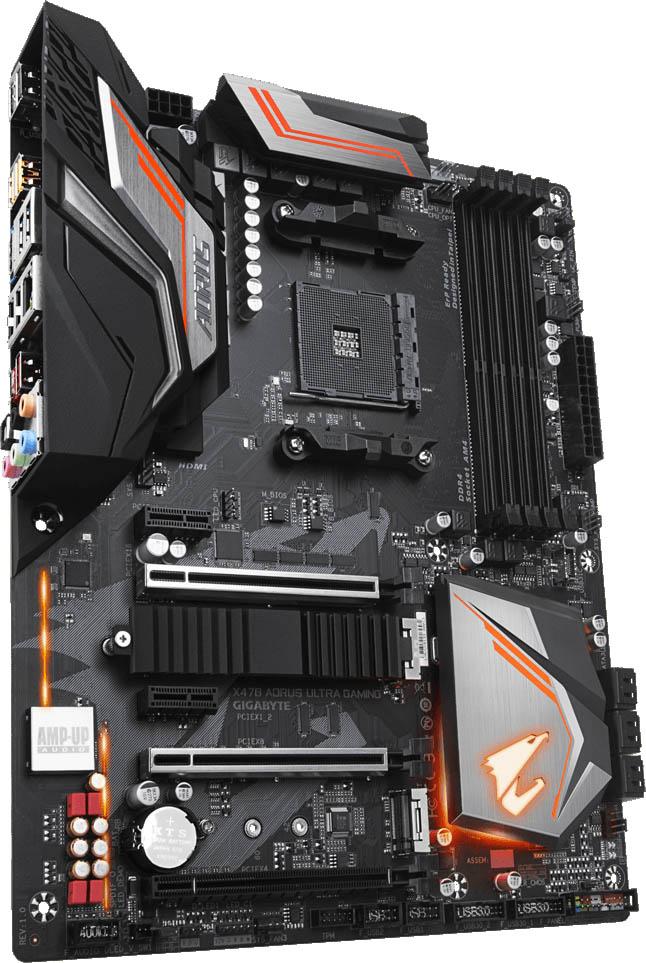Details about GIGABYTE X470 AORUS GAMING ULTRA+ AMD RYZEN 5 2400G 3 9Ghz  QUAD CORE + 8GB DDR4